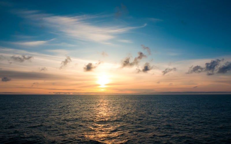 0404.Равният морски хоризонт доказва Плоската Земя - СТАМАТ