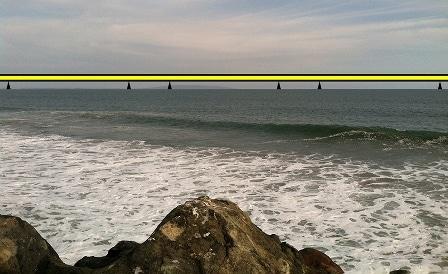 Хоризонтът е винаги права линия, което доказва Плоската Земя - СТАМАТ