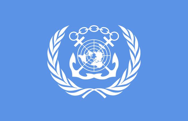 Флагът на Международната Морска Организация (IMO) - Плоската Земя - СТАМАТ