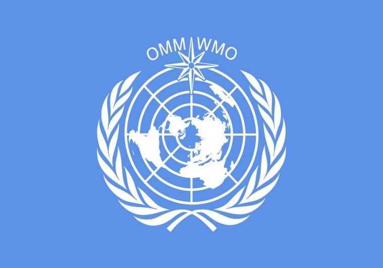 Флагът на Световната Метеорологична Организация (WMO) - Плоската Земя - СТАМАТ