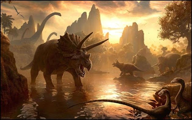 01.Измамата за динозаврите – динозаврите никога не са съществували - от Ерик Дубей – Плоската Земя - СТАМАТ