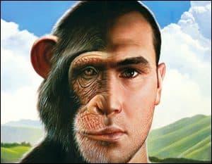01.Маймуночовекът никога не е съществувал - от Ерик Дубей – Плоската Земя - СТАМАТ