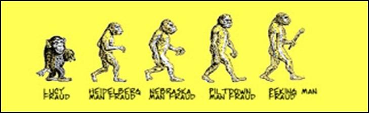 19.Маймуночовекът никога не е съществувал - от Ерик Дубей – Плоската Земя - СТАМАТ