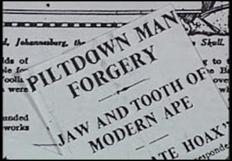 Измамата Пилтдаунски човек - Ерик Дубей - Плоската Земя - СТАМАТ