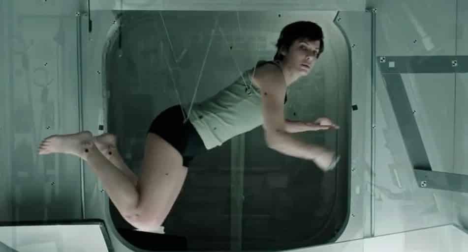 Използване на CGI и зелен екран за монтаж на сцени в космоса от Холивуд 1 - Плоската Земя - СТАМАТ
