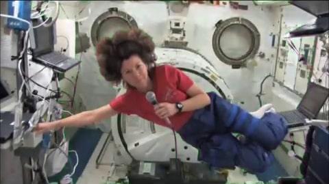 NASA - Използване на CGI и зелен екран за монтаж на сцени в космическата станция 1 - Плоската Земя - СТАМАТ