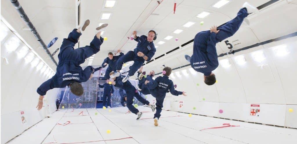 NASA-Зиро-Джи самолети - платформи за фалшифициране на космически полети 1 - Плоската Земя - СТАМАТ