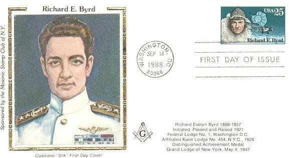 Масонът Адмирал Ричард Евелин Бърд изследвал за Илюминатите Плоската Земя - СТАМАТ