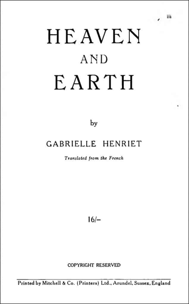 03.Небеса и Земя от Гебриел Онриет - вътрешна обложка – Плоската Земя - СТАМАТ
