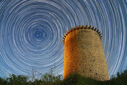 16.Звездните следи доказват, че Земята е неподвижна - Небеса и Земя от Гебриел Онриет – Плоската Земя - СТАМАТ