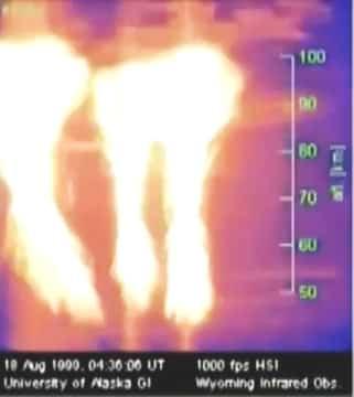 26.Височинните мълнии над 100 км като Спрайт са разряд между Небесната Твърд и Земята - Небеса и Земя от Гебриел Онриет – Плоската Земя - СТАМАТ