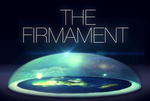 30. Небесната Твърд и Земята - Небеса и Земя от Гебриел Онриет – Плоската Земя - СТАМАТ
