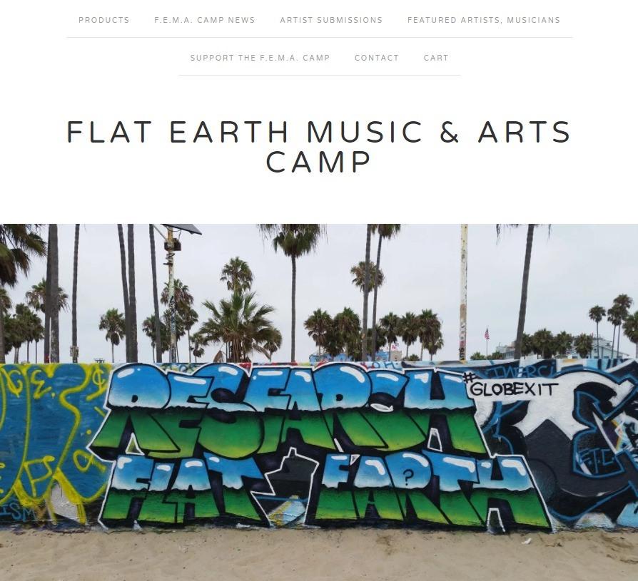 """ул. """"Уелтън"""" №2209 в Денвър, щат Колорадо се организира """"Лагер на Музиката и Изкуствата на Плоската Земя"""""""