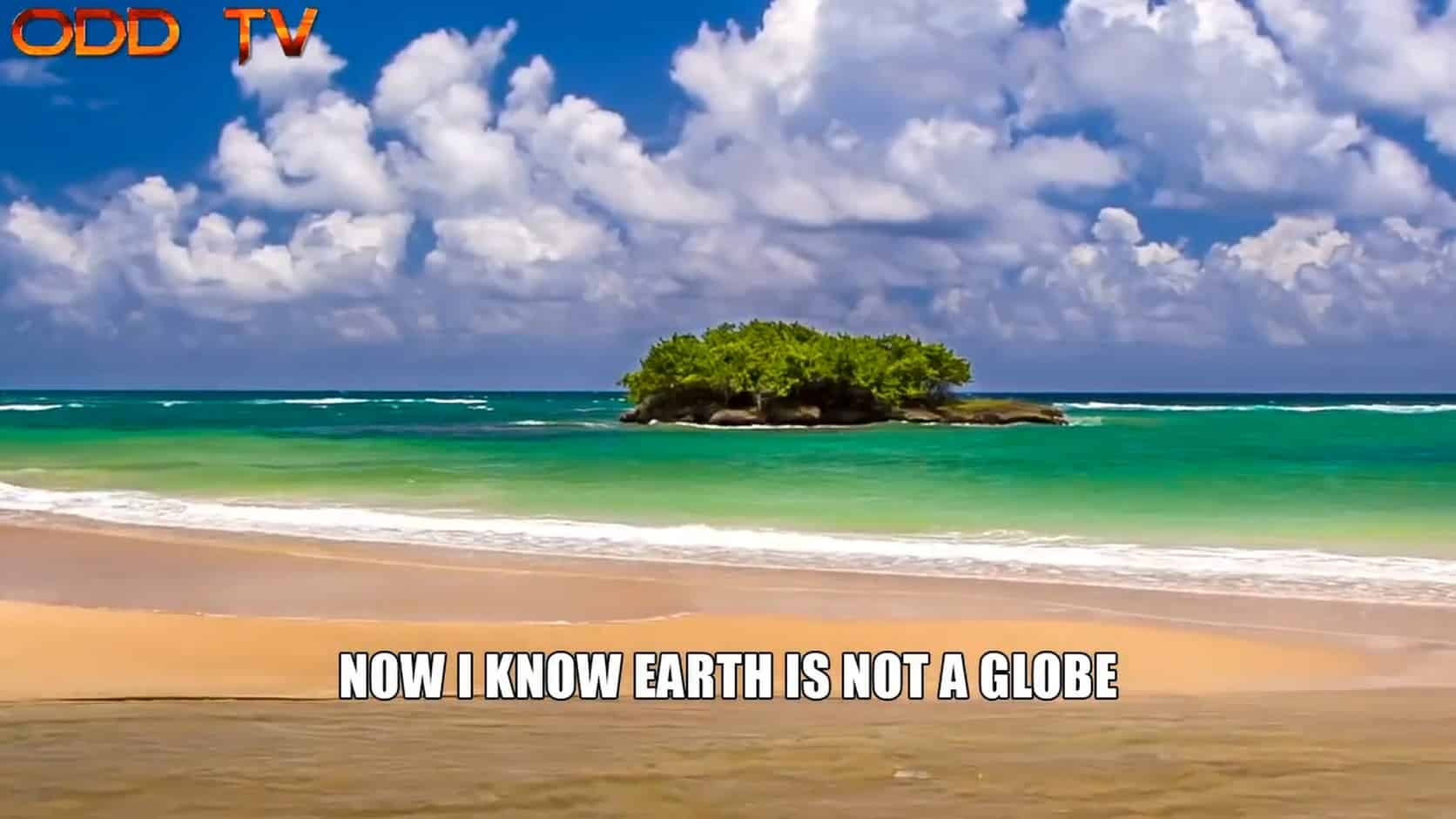 Музика за Плоската Земя - Earth Not A Globe by Amber Plaster - Земя не кълбо - СТАМАТ