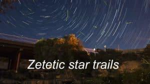 Музика за Плоската Земя - Star Trails by Amber Plaster - Звездни следи - СТАМАТ