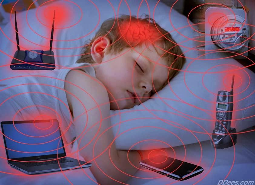 0507.Микровълновата радиация от GSM-и, таблети, Wi-Fi-интернет, скенери, рентгени и компютърна томография - Плоската Земя - СТАМАТ