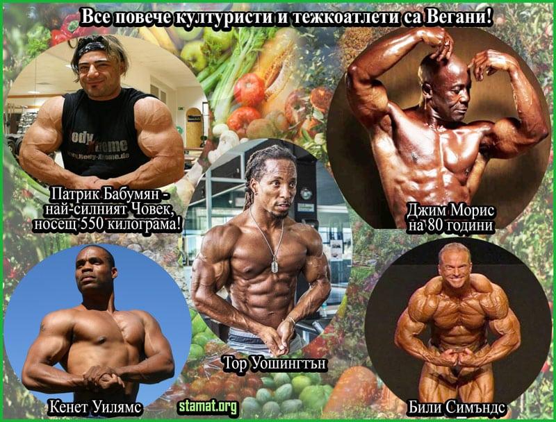 Веганите-са-най-здравите-и-силни-Човеци---Плоската-Земя---СТАМАТ