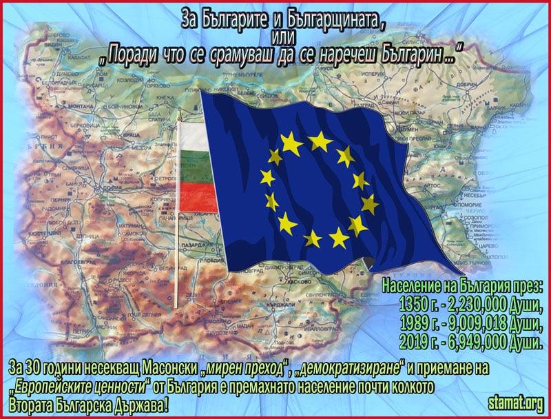 """VI. За Българите и Българщината, или """"Поради что се срамуваш да се наречеш Българин…"""""""