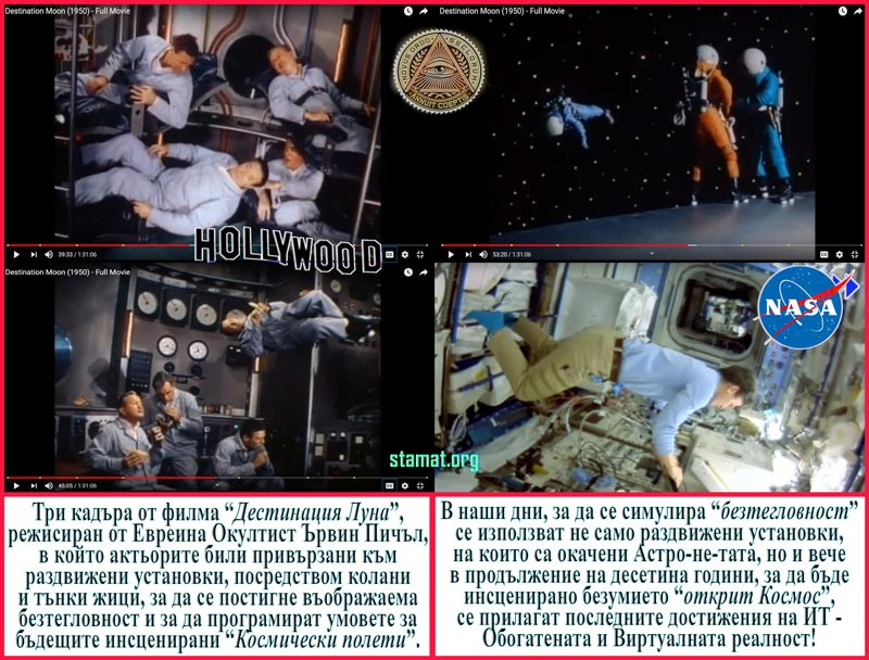 Фалшифициране-на-гравитацията-в-киното-преди-70-години-и-днес---Плоската-Земя---СТАМАТ