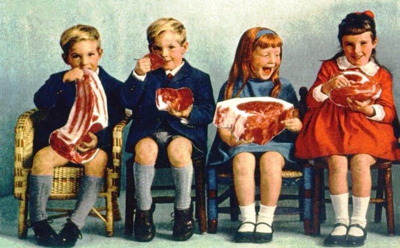 Децата-биват-индоктринирани-от-най-ранна-възраст-да-практикуват-демонично-месоядство---Плоската-Земя---СТАМАТ
