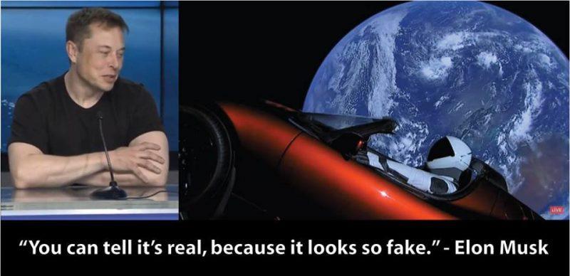 Илон Мъск - Можеш да разбеш, че е истинско, защото изглежда толкова фалшиво - Плоската Земя - Стамат