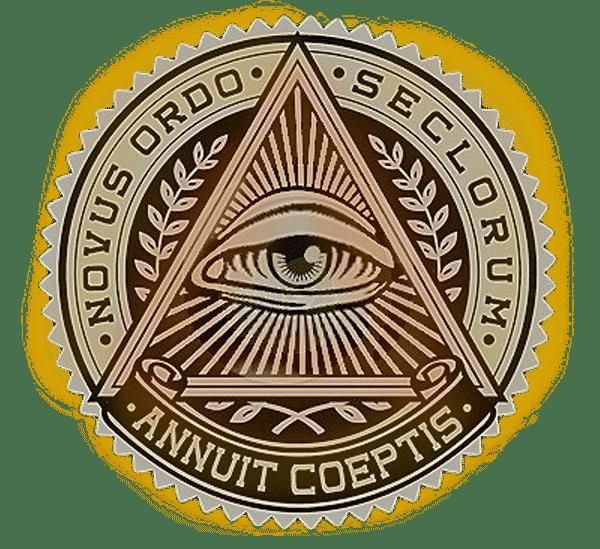 Илюминати - символ - Плоската Земя - СТАМАТ