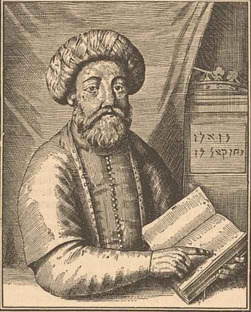 Крипто-евреинът Шабатай Цви - Плоската Земя - СТАМАТ