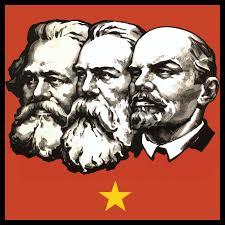 Маркс - Енгелс - Ленин - Плоската Земя - СТАМАТ