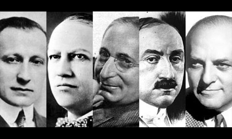 Холивудизъм - Евреите Ашкенази създали Киноиндустрията - Плоската Земя - СТАМАТ