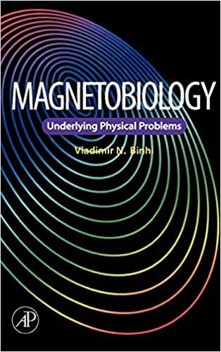 Magnetobiology Underlying Physical Problems Vladimir N Binhi