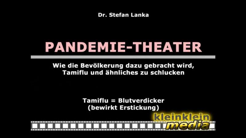 ІХ. Театър на Пандемиите – лекция на Д-р Щефан Ланка (2009)