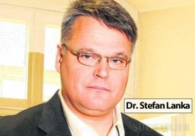 VІІІ. Разграждане на теорията за вирусите – Д-р Щефан Ланка
