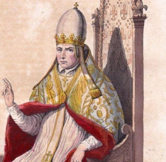 Жербер д'Орийак (Gerbert d'Aurillac 946–1003) – Силвестър II-ри